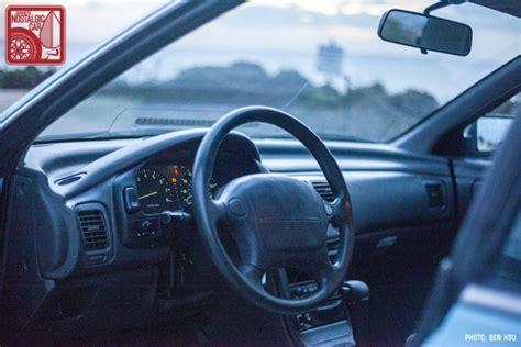 subaru casablanca interior 25 year club gc subaru impreza japanese nostalgic car