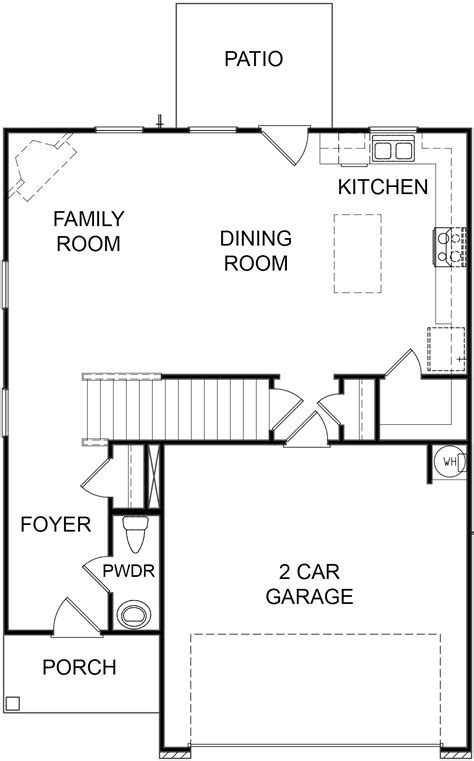 Canton Heights Bryant - Homesite #156 | 3 Bedrooms