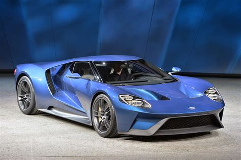 Ford Gt Concepts ford gt concept detroit 2015 photo gallery autoblog