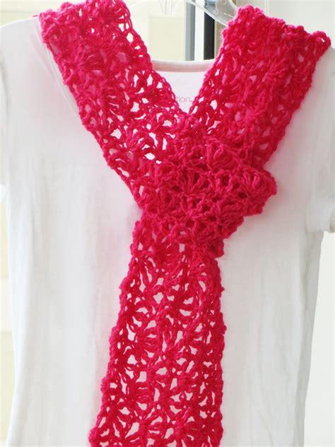 crochet scarf pattern crochet dreamz alana lacy scarf free crochet pattern