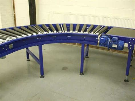 Powered Roller Conveyors (shaft Drive) And Conveyor Systems
