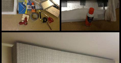Fabric Covered Cornice Insulation Board Craft Adhesive
