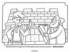 hd wallpapers bible coloring page for ezra