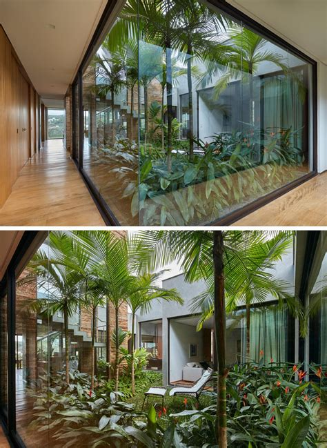 david guerra designs  home  brazil   family  enjoys entertaining friends contemporist