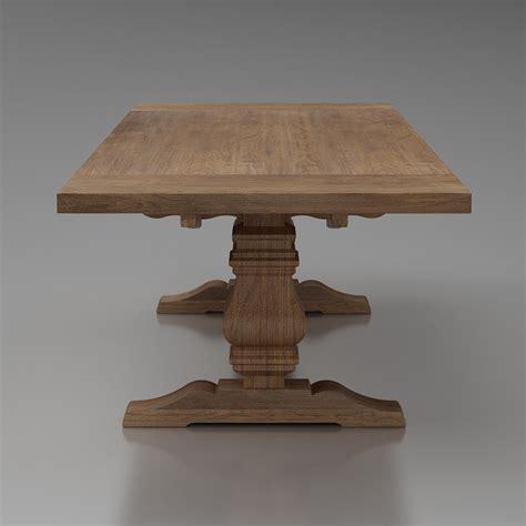 restoration hardware extension dining table
