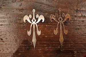 Holz Auf Alt Trimmen : blech ornament auf alt trimmen 11 kunst skulpturen ~ Michelbontemps.com Haus und Dekorationen