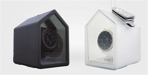 Cookoo Smart Watch   Product Packaging   Swiss Industrial