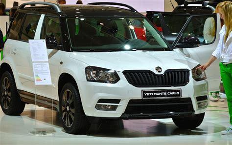 skoda yeti monte carlo 2017 2018 best cars reviews