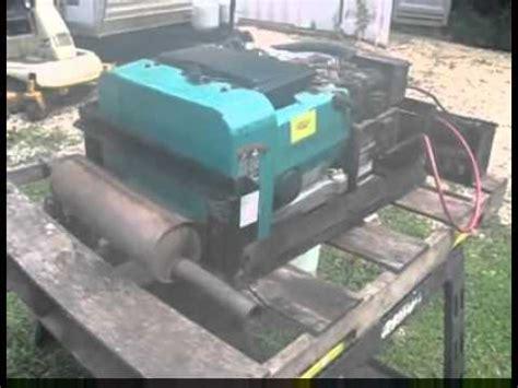onan emerald  generator running   rv