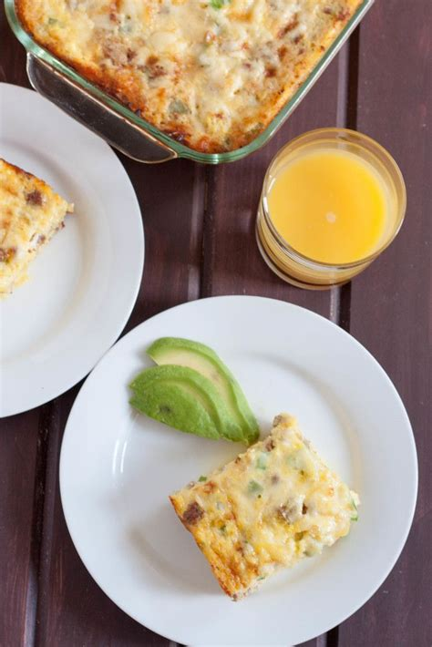 low breakfast low carb breakfast bake goodie godmother a recipe and lifestyle blog