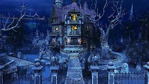 The Haunted Mansion Wallpaper