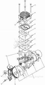 Campbell Hausfeld Of25150a Parts Diagram For Pump Parts