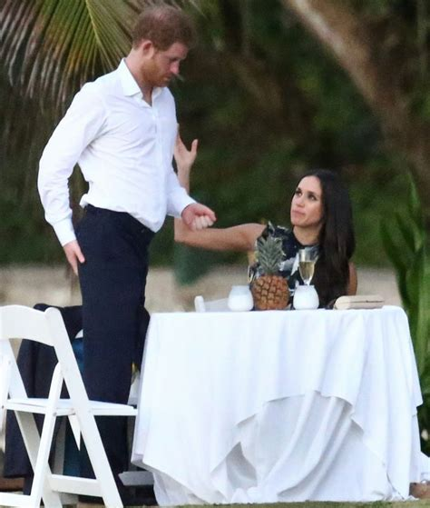 prince harry  meghan markle attend  wedding  jamaica