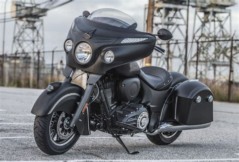 Indian Chieftain Image by 2016 Indian Chieftain No More Chrome Paul