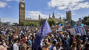 Anti-Brexit protesters march in London — World — The ...