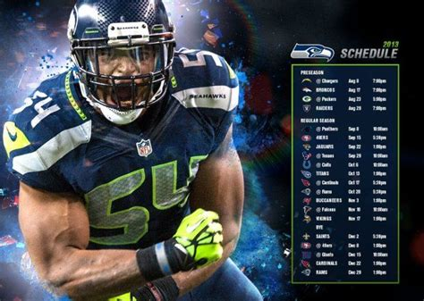 seahawks  host ers  nationally televised home
