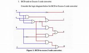 Solved  1  Bcd Code To Excess