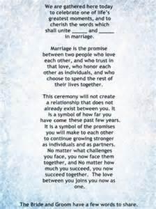 typical wedding program wedding ceremony script search engine at