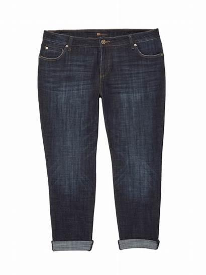Boyfriend Jean Clark Jeans Wash Dark Dia