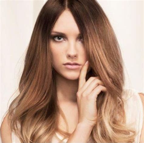 dying hair from brown to light brown light brown hair with highlights