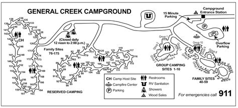 Wood is sold at the entrance station and at the camp. Sugar Pine Point State Park - Campsite Photos, Info ...