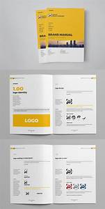 40  Brand Guidelines Templates For Adobe Indesign  With