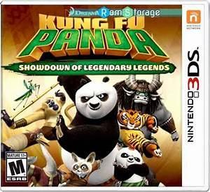 Kung Fu Panda Showdown Legendary Legends 3ds Cia