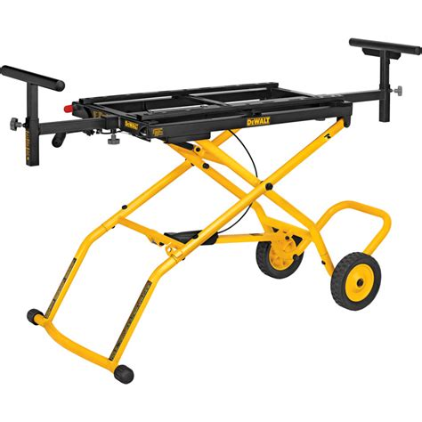 mobile table saw stand free shipping dewalt rolling miter saw stand model