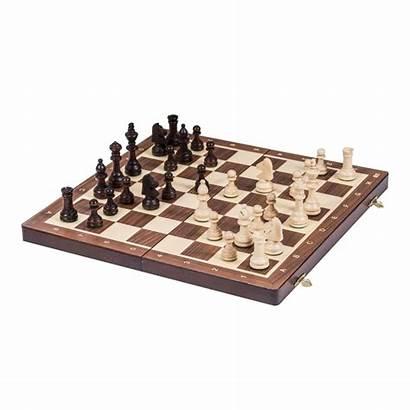 Schach Ajedrez Staunton Nogal Nr Szachy Turniejowe