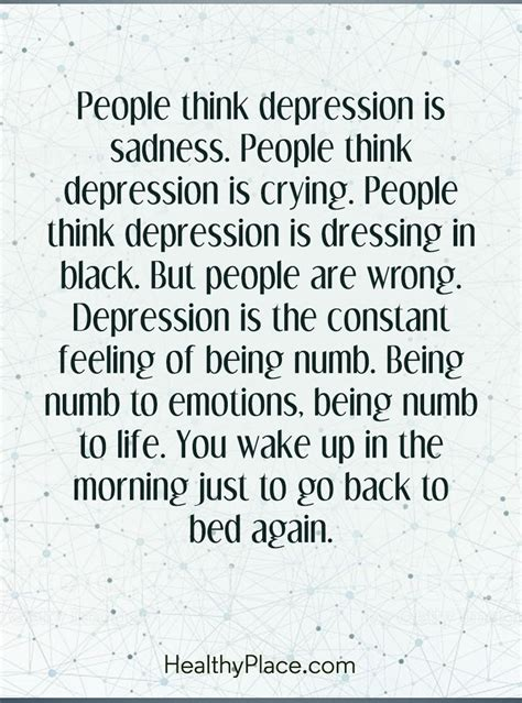 depression quotes  sayings  depression words
