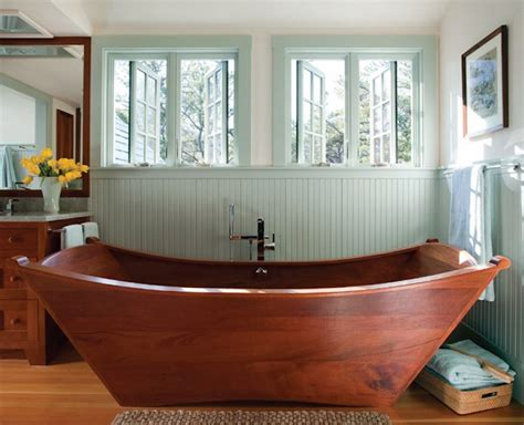 wooden soaking tubs 10 relaxing and unique wooden bathtubs you will to