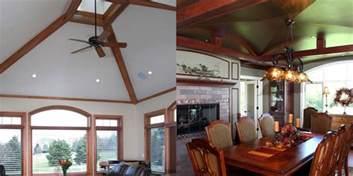 vaulted ceiling archives bartelt remodeling