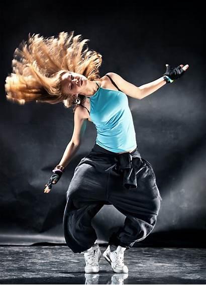 Dance Hip Hop Modern Woman Dancing Wallpapers