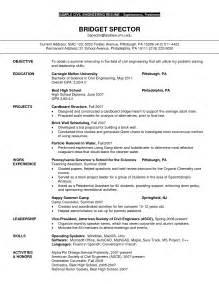 updated resume exles