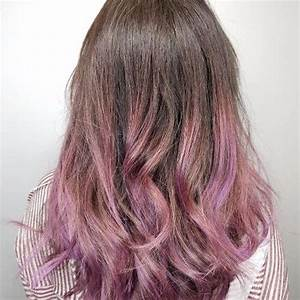 Light Purple And Brown Ombre Hair   www.pixshark.com ...