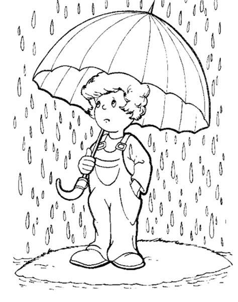 coloring pages rain az coloring pages