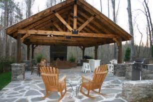 Outdoor Pavilion Plans Ideas