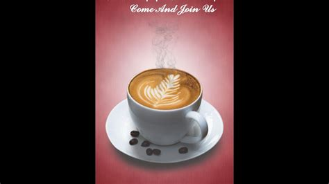Coffee Poster Design In Photoshop Acrylic Coffee Table Montreal Outdoor Oval Elgento One Cup Maker Make Your Own Modern Convertible Dining Cuisinart Single Serve Ss10 Brewer Non-electric