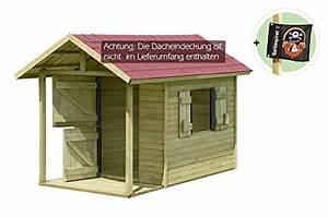 Fußboden Streichen Holz : spielhaus louis gartenhaus aus holz mit fu boden f r kinder mit terrasse ~ Sanjose-hotels-ca.com Haus und Dekorationen