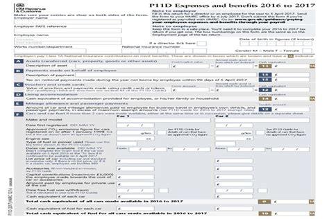 Impôts Et Documents De Travail Au Royaume-uni