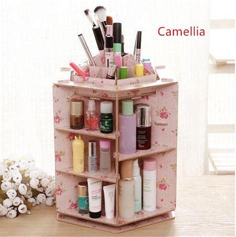 Rak Meja Kosmetik jual rak susun kosmetik make up kotak tempat penyimpanan