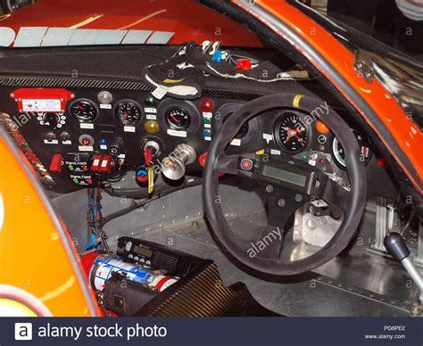 Race Car Cockpit Stock Photos & Race Car Cockpit Stock