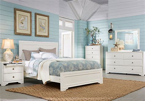 Elegant 5 Piece Dining Room Sets by Belcourt White 5 Pc Queen Panel Bedroom Bedroom Sets Colors