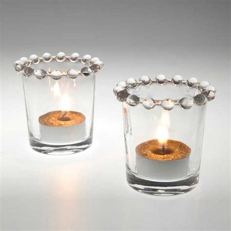 decoration photophore en verre photophore design pour la d 233 coration de maison deco bougie