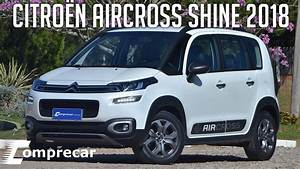 Citro U00ebn Aircross Shine 2018