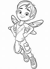 Cafe Coloring Jasper Butterbean Pages Butterbeans Printable Fairy Cricket Boy Print Sheets Cartoon Babyhouse Info Books sketch template