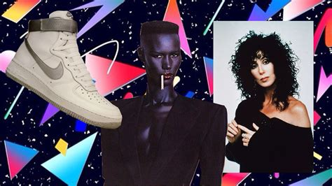 tracing the 80s most iconic trends