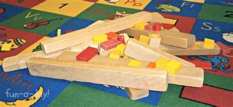 fantastic activities for a preschool camping theme 506 | Blocks center in a preschool camping theme