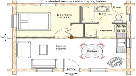 small cabin floor plan small log cabin homes floor plans small log cabins to