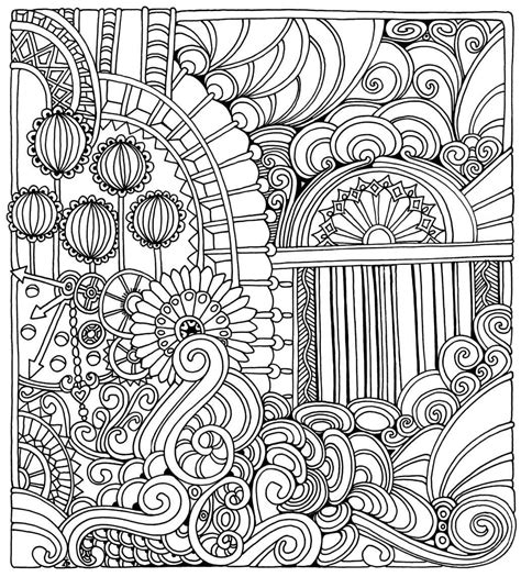 Color Me Stress Free Nearly 100 Coloring Templates To Unplug And Unwi  Coloring Book Zone